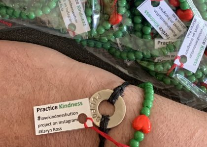 Circle of Love & Kindness Bracelet