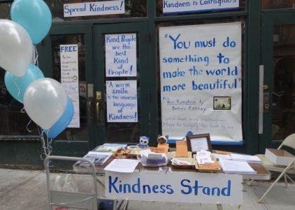 Kindness Stand