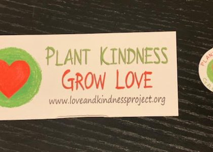 Plant Kindness – Grow Love Sticker Packs!
