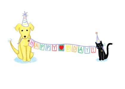 Big Karma and Little Kosmo's Online Kindness Birthday Party!
