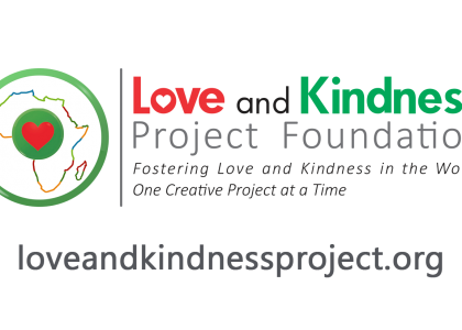 The Love and Kindness Project is Now in Africa!
